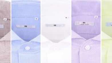 色によるシャツの選び方